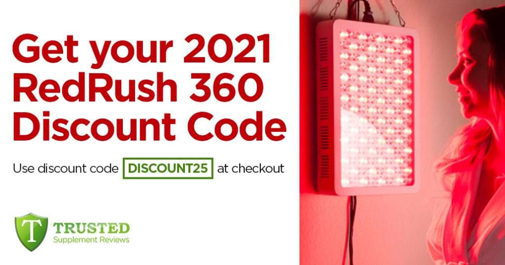 Red Rush360 discount code 2021