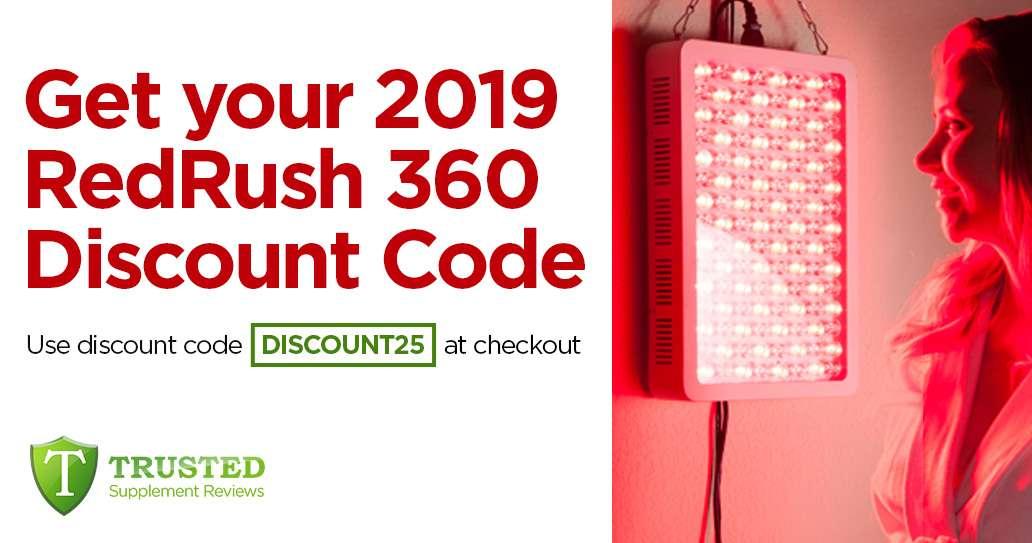Red Rush 360 Discount Code 2019